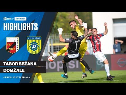 Tabor Sezana Domzale Goals And Highlights