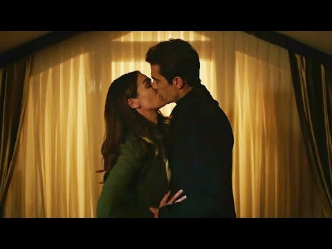Ferhat Asli first Kiss (eng sub) | Seyah Beyaz Ask | Black White Love | Asfer Scenes