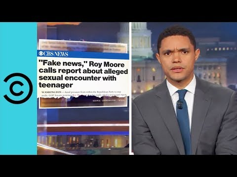 "The Washington Post's Real ""Fake News"" Story On Roy Moore 