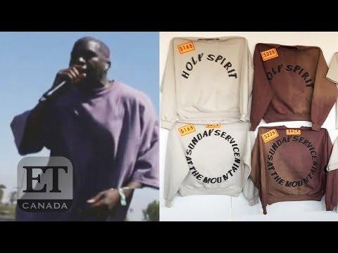 Kanye West's Sunday Service At Coachella, Clothing Backlash