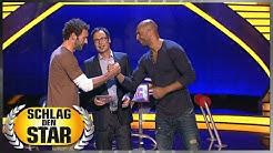Kandidat und Star stellen sich vor - Sendung vom 20.10.2010 - Schlag den Star