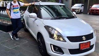 เทปบันทึก FB Live ทดสอบ Suzuki Swift RX-II