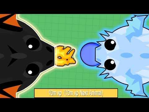 MOPE.IO NEW UPDATES SOON!? NEW ANIMAL IDEA: ICE COLOSSAL! NEW EPIC ANIMAL IDEA AFTER 10M XP!