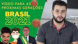 CÁPSULA DO TEMPO - MARÇO DE 2021