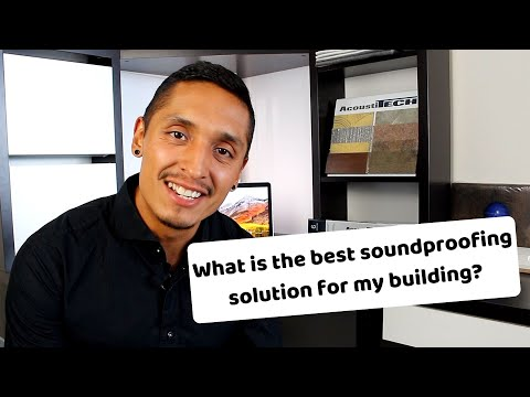 What is the best acoustic solution for my project?