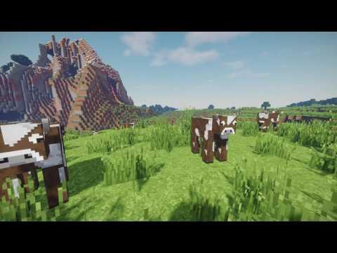 Minecraft - robobo1221 Shaders v70 Gameplay - YouTube