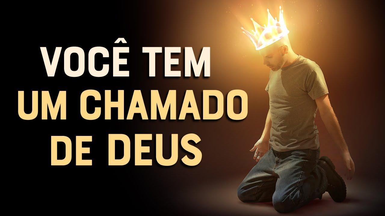 Mensagem De Encorajamento De Deus: VOCÊ TEM UM CHAMADO DE DEUS. NÃO DESISTA!
