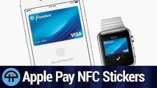 Gambar cover Apple Pay to Support NFC Stickers
