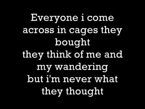 Eddie Vedder Guaranteed with lyrics