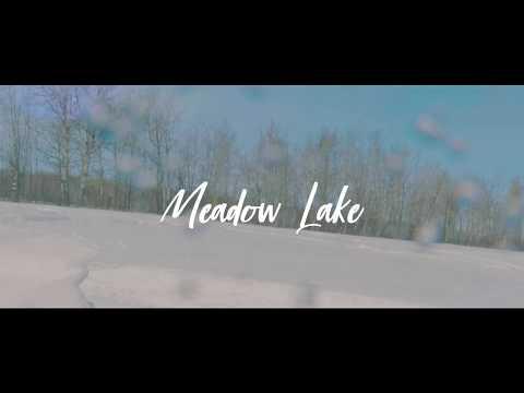 Snowmobile Meadow Lake