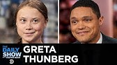 Greta Thunberg - Inspiring Others to Take a Stand Against Climate ChangeThe Daily Show