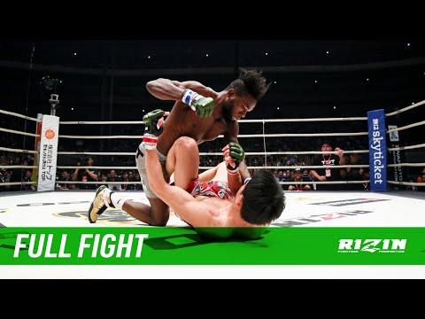 Full Fight   朝倉海 Vs. マネル・ケイプ 2 / Kai Asakura Vs. Manel Kape 2 - RIZIN.20