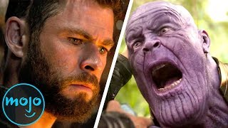Top 10 Best Avengers Endgame Callbacks