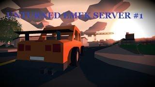 Unturned Emek Server #1 (İlk Videomuz)