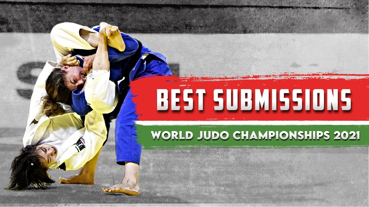World Judo Championships 2021 Best Submissions (柔道2021)