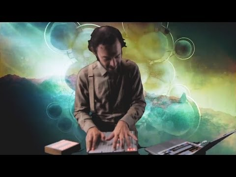 Daedelus - Exclusive Performance In Front Of Crazy Visuals | THE CONTROLLERIST | Episode 1