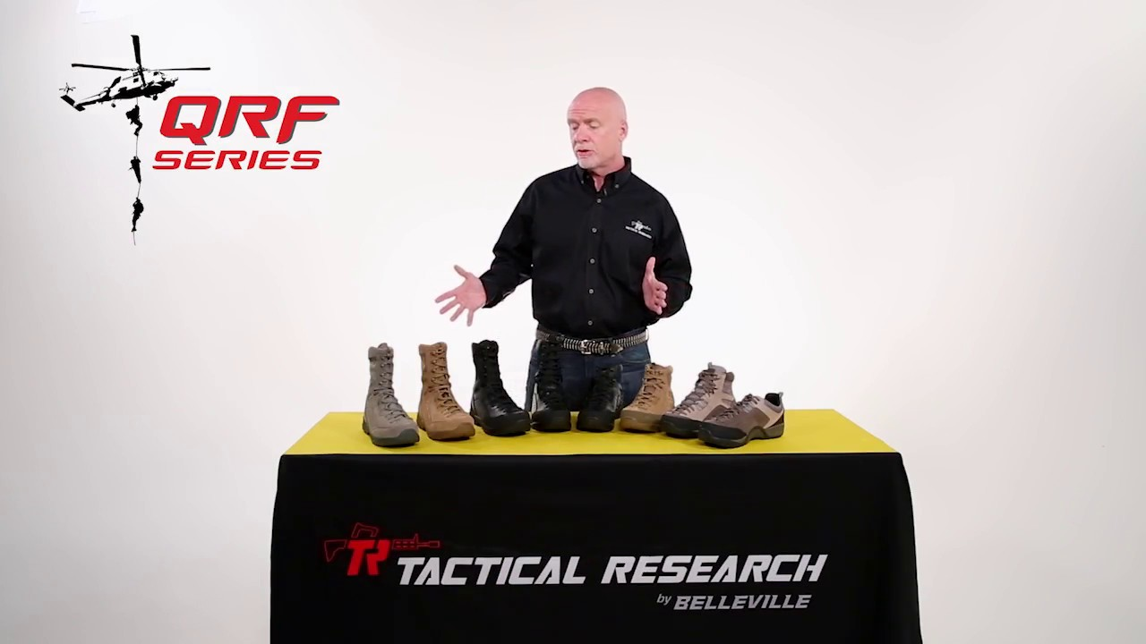 NEW Quick Reaction Force Series