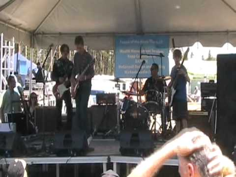 Austin Young, Thomas and george Meyer, 2011 Sky is crying, Colorado blues.wmv