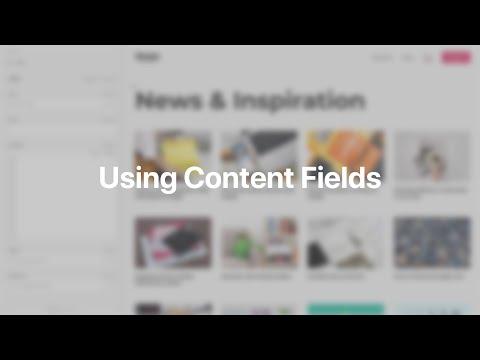 Using Content Fields   YOOtheme Documentation (Joomla)