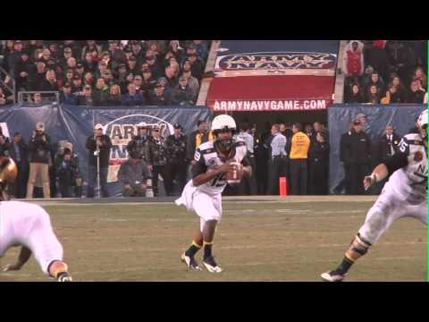 Navy Freshman Quarterback Keenan Reynolds