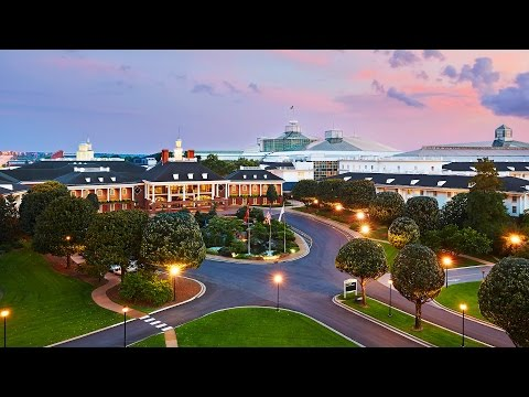Experience Gaylord Opryland  2015