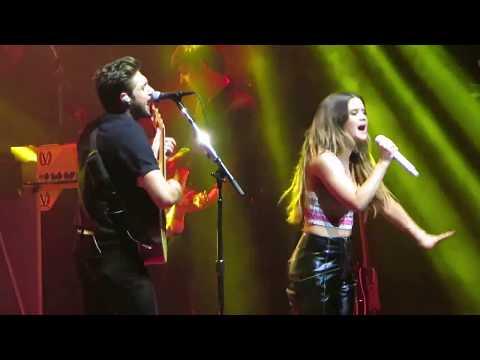 Niall Horan And Maren Morris - Seeing Blind - Hartford CT 9/14/18