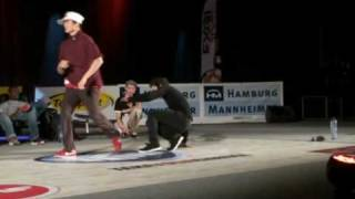 Wing Vs Thesis - Unbreakable 2010 - Final