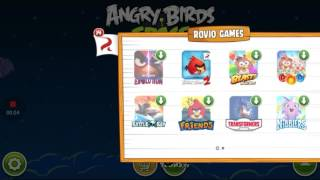 Angry birds revolution episode 1 in Space