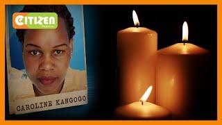 Caroline Kangogo anazikwa nyumbani kwao kijiji cha Nyawa, Iten
