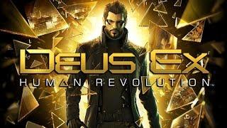 """Фильм """"Deus Ex: Human Revolution"""" (полный игрофильм, весь сюжет) [60fps, 1080p]"""