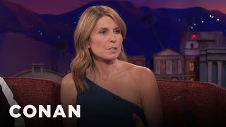 Nicolle Wallace On Trump's Casual Cruelty  - CONAN on TBS