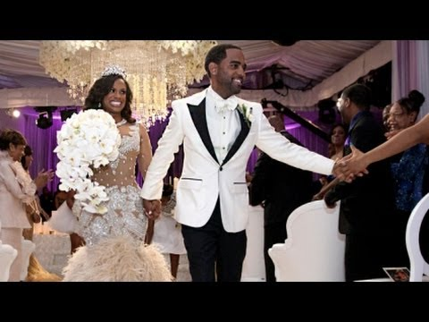 "Real Housewives of Atlanta Kandi's Wedding After Show Season 1 Episode 1 ""Say Yes To Distress"" 