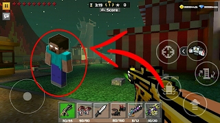 If Herobrine Was Added to Pixel Gun 3D thumbnail