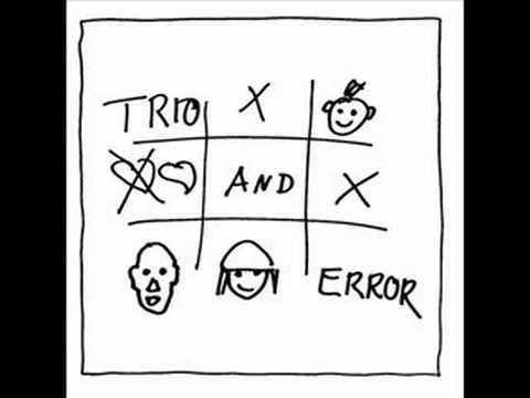 Trio - Trio and Error Album