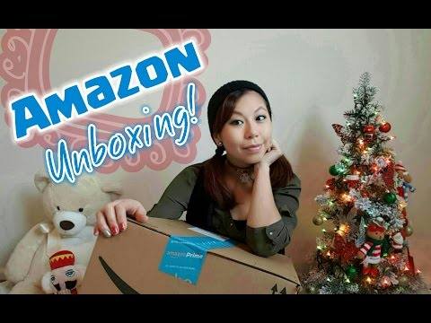 Amazon Unboxing ft. 10 piece Choker Haul & Try On!
