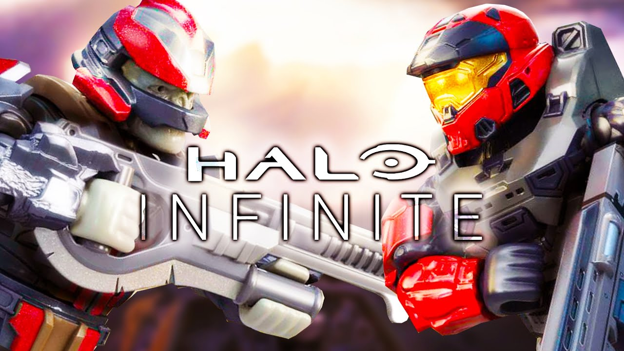 Halo Infinite - NEW Banished Vehicles, Weapons and MUCH MORE Revealed!