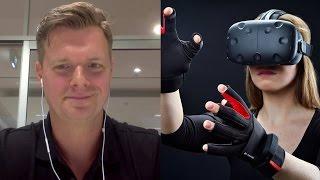 """""""Die Zukunft gehört der virtuellen Realität"""" - Interview zu VR mit Frank Steinicke (dbate)"""