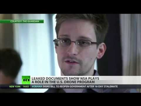 Snowden leak: NSA heavily involved in CIA's drone warfare