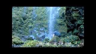 別府駅から乙原の滝を経て志高湖へ(2012.11.28)