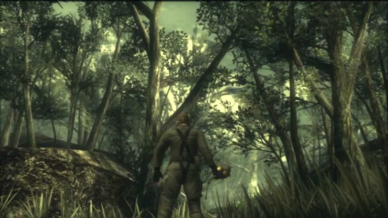 Free Hd Live Wallpapers For Pc Mgs Hd Collection Mgs3 Part 1 Welcome To The Jungle