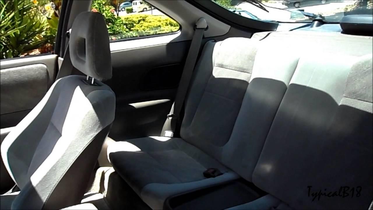 1994 Acura Integra Ls Coupe 2 Door Video Look Walkaround Tiger Car Part