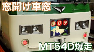 [車窓]185系特急踊り子3号 東京→熱海[Osmo Pocket]