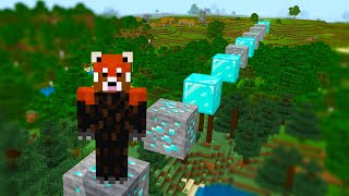 PARKOUR PE DIAMANTE IN MINECRAFT! Reusesti Sa-l Faci?!