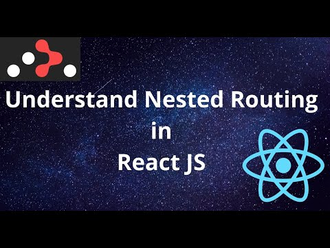 Understand Nested Routing in React JS | React Router DOM