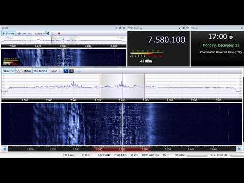 11 12 2017 Radio Ranginkaman Rainbow in Persian to WeAs 1700 on 7580 Grigoriopol