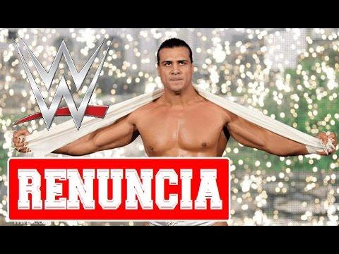 NOTICIAS WWE - ALBERTO DEL RIO RENUNCIA A WWE