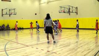 chew on this vs ballin ambassadors 1st half 12u aau basketball tournament 10 26 2013