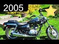 Starting & Showing 2005 Kawasaki Eliminator 125