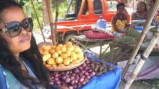 Saturday - At The Market in Talibon
