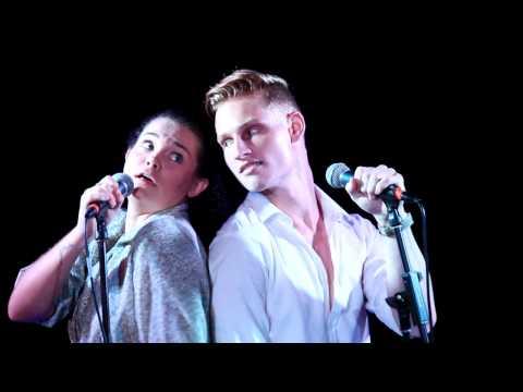 Jess Purdy & Michael Nunn perform at Underground Broadway